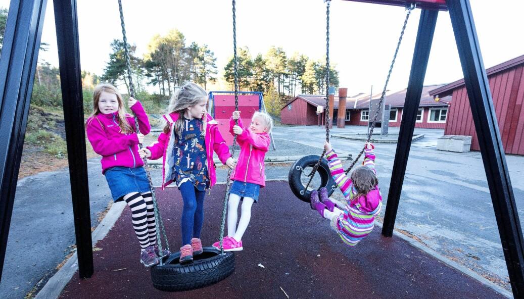 Oslos skolebyråd Inga Marte Thorkildsen (SV) synes regjeringens forslag til billigere aktivitetsskole ikke er noe godt forslag — Forslaget er en stor fattigdomsbombe, mener hun.