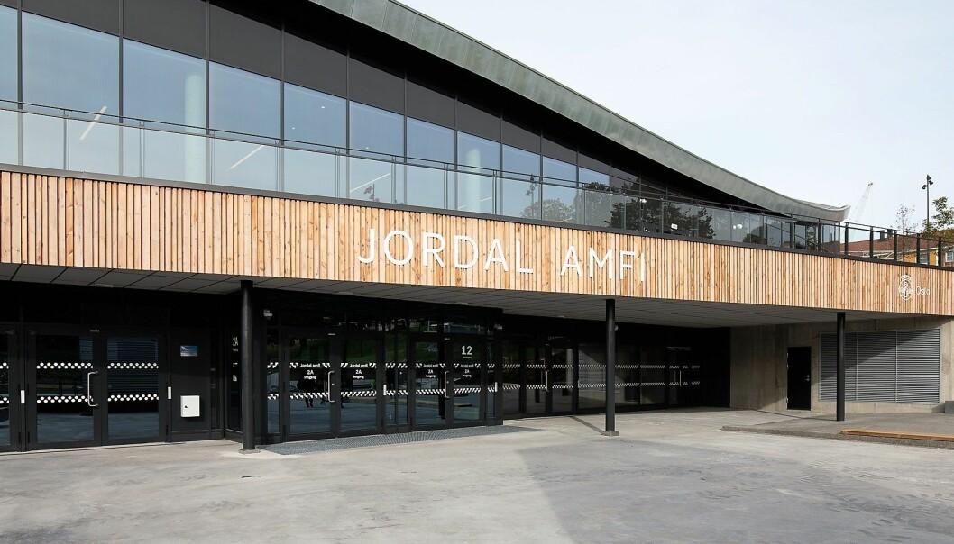 Endelig er Vålerenga ishockey tilbake i Jordal amfi.
