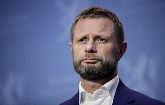 Helseministeren Høie og byrådsleder Johansen skylder på hverandre for økende Oslo-smitte