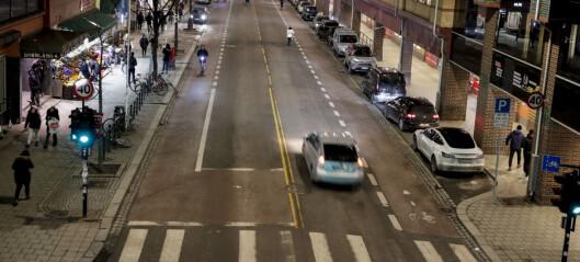 I indre by har kommunen solgt 2.128 flere tillatelser til beboerparkering enn det finnes p-plasser