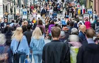 I vår var over 50.000 helt arbeidsledige i Oslo. Nå er over 30.000 av dem tilbake i jobb