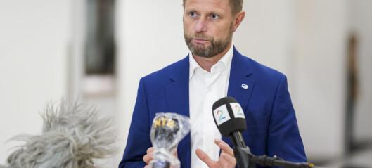Høie avviser Oslos krav om flere vaksiner