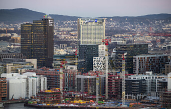 Smittetallene stiger igjen i Oslo