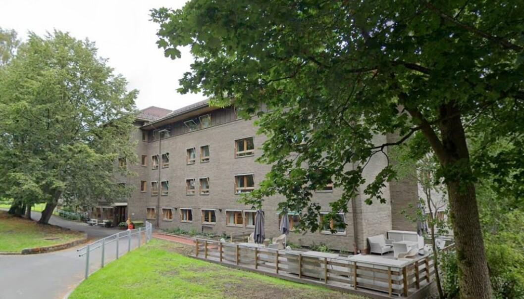 Madserudhjemmet ved Frognerparken ble overtatt av kommunen i 2016. Før det var sykehjemmet drevet av det private omsorgsselskapet Norlandia.
