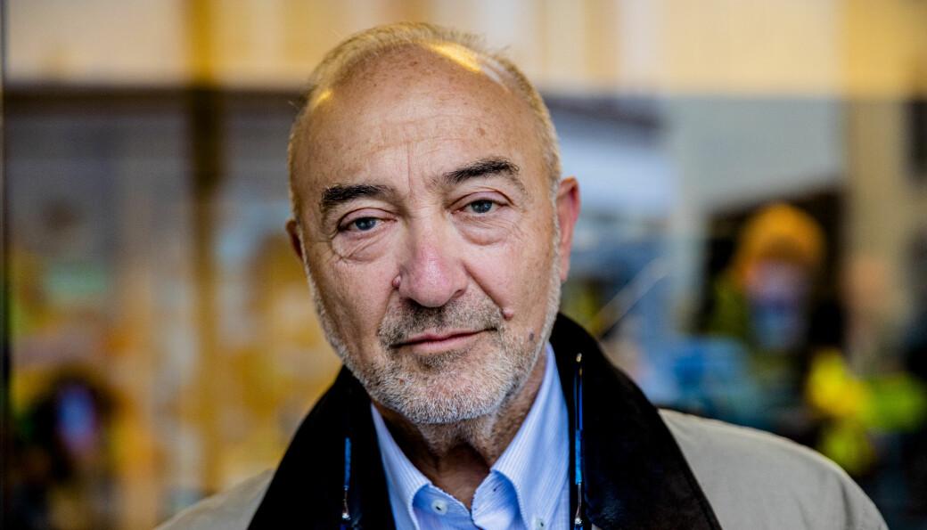 Ervin Kohn er nestleder ved Antirasistisk Senter og forstander i Det mosaiske trossamfunn.