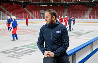 Frikk Juell: – Vinnerkulturen i Vålerenga hockey skal bygges opp på nytt
