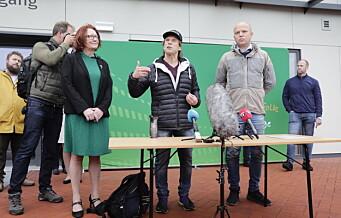«For en jævla selvopptatt sviker». Jan Bøhler melder overgang til Senterpartiet. Vekker raseri i Ap