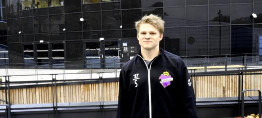 Grüner-kapteinen lover hockeyfest på Løkka også denne sesongen