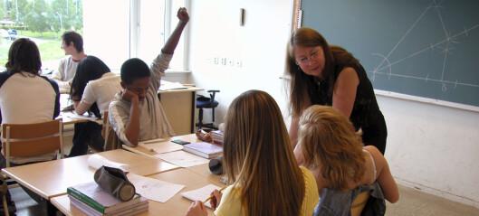 Høyre slår alarm om læringen i Oslo-skolen