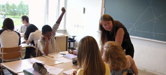 Byrådet vil skrote fritt skolevalg. Men et flertall av 10. klassinger mener ordningen er rettferdig