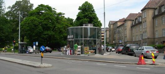 Kvinne til sykehus etter å ha blitt påkjørt på St. Hanshaugen