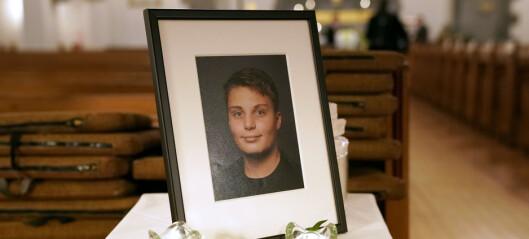 Even Warsla Meen (15) døde i en togtunnel – nå må Bane Nor svare for dødsfallet på Filipstad