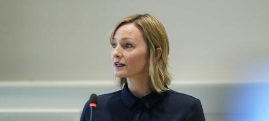 Bråket i utdanningsetaten: Høyre og Venstre krever svar fra skolebyråd Inga Marte Thorkildsen (SV)