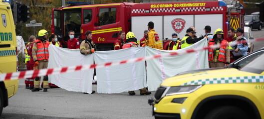 MC-fører omkom i ulykke ved Smestadkrysset