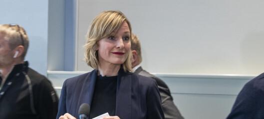 Skolebyråd Inga Marte Thorkildsen (SV) om bråket i utdanningsetaten: - Viktig med åpenhet og debatt