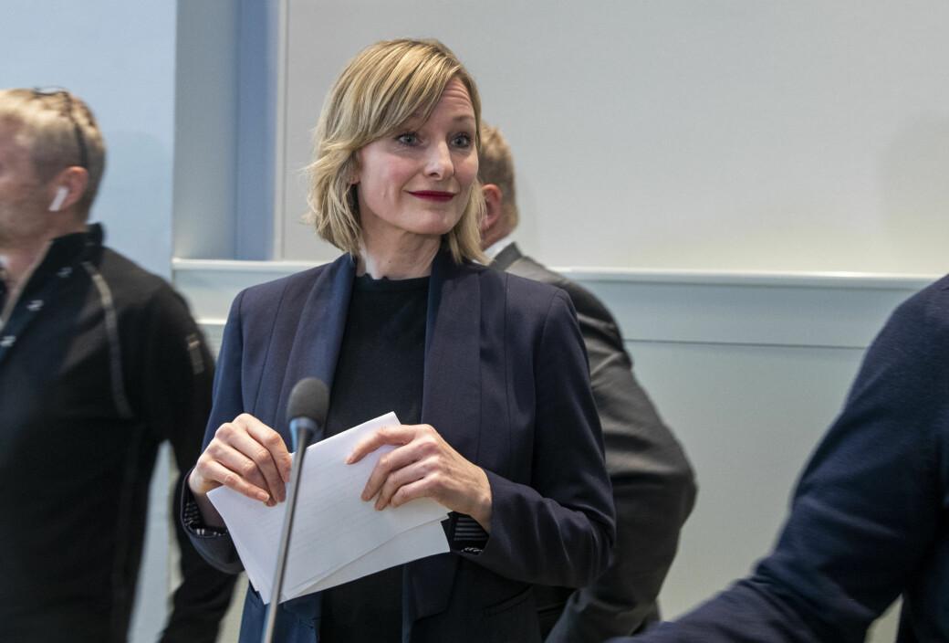 Skolebyråd Inga Marte Thorkildsen (SV) påpekte at dårlig arbeidsmiljø i utdanningsetaten også er kjent fra tidligere.