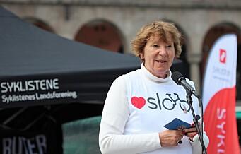 SV-ordfører Marianne Borgen på ordførerlønnstoppen