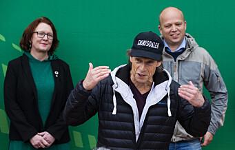 Jan Bøhler topper listen for Oslo Senterparti