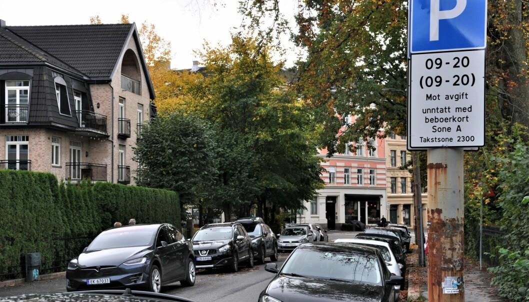Årets budsjett viser at byrådet vil flå bilistene uansett biltype, sier Cecilie Lyngby.