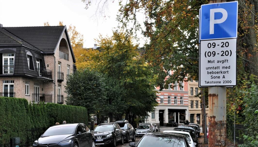 Det er nå kommet 150 parkeringsplasser reservert for bildelingsselskaper i Oslo. I første runde er det plasser som er spredt i områder på Frogner, Majorstua, St.Hanshaugen, Sagene og Grünerløkka.