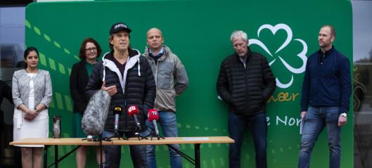 – Senterpartiet står nært folk i hele Oslo