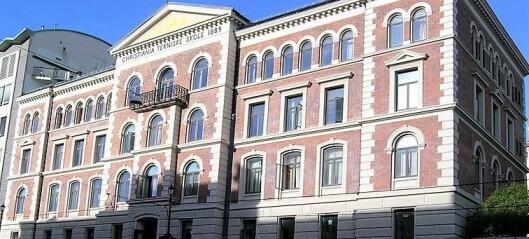 Førsteklassinger ved nye Myntgata videregående skal starte skolehverdagen på Ruseløkka allerede i 2021