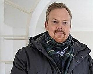 Kommunikasjonsdirektør i undervisningsbygg Trond Borge Ottersen.