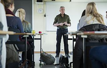 Flertall av 10.-klassinger i Oslo synes dagens inntaksordning til videregående er rettferdig