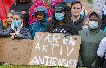 – Black Lives Matter – også i Oslo kommune