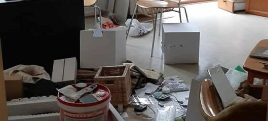 Innbrudd i kontorfellesskap på Torshov