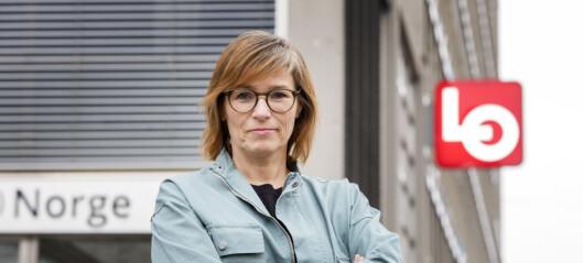 LO-topp Trine Lise Sundnes kaster seg inn i stortingskampen i Oslo Ap
