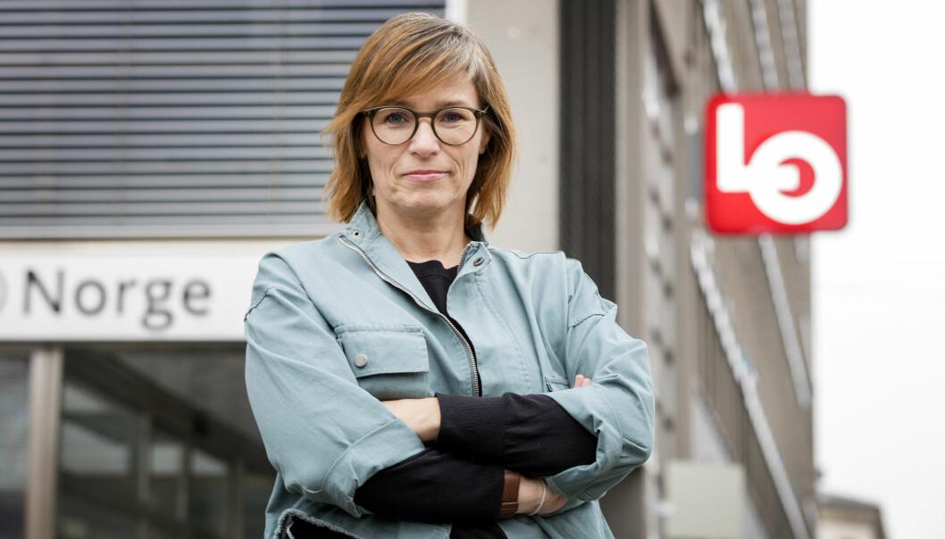 Trine Lise Sundnes kaster seg inn i stortingskampen i Oslo Arbeiderparti.