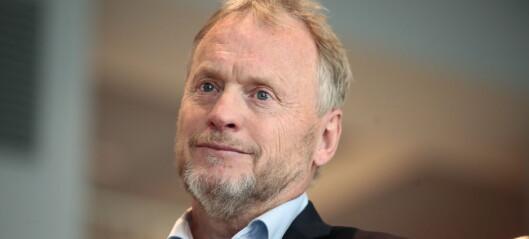 Endelig kom Raymond Johansen med gode nyheter: - Smitten gikk ned 17 prosent sist uke