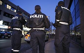 Slagsmål på Ellingsrud – politiet leter etter involverte