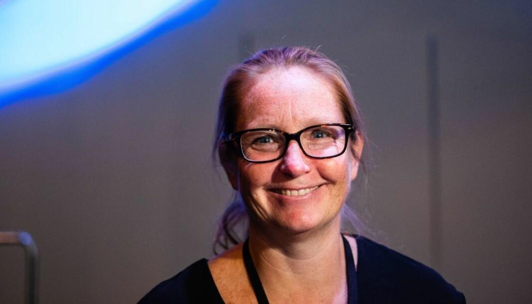 Informasjonssjefen i Oslo kommune, Hanne Gjørtz, sier at instruksen om hjemmekontor er streng.
