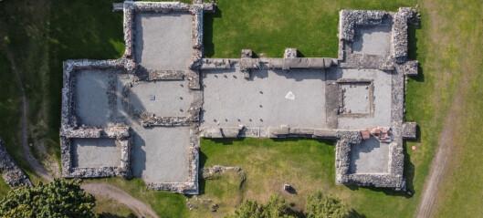 Nye utgravninger i Gamlebyen