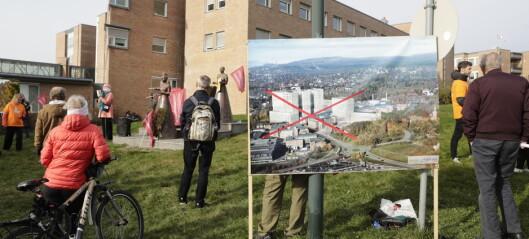 Sykehusstriden: Styret går inn for start av forprosjekt for Nye Oslo universitetssykehus