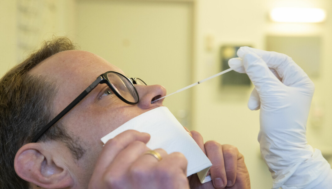Oslo skal starte testingen av de nye hurtigtestene i november måned. Hurtigtestene vil i løpet av noen minutter automatisk gi deg svar på om du er koronasmittet eller ikke. Prøvene må fortsatt tas gjennom nesen.