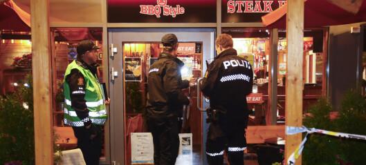 Mann siktet for drapsforsøk etter knivstikking på en pub på Årvoll