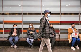 Største smittevekst i Oslo på to uker