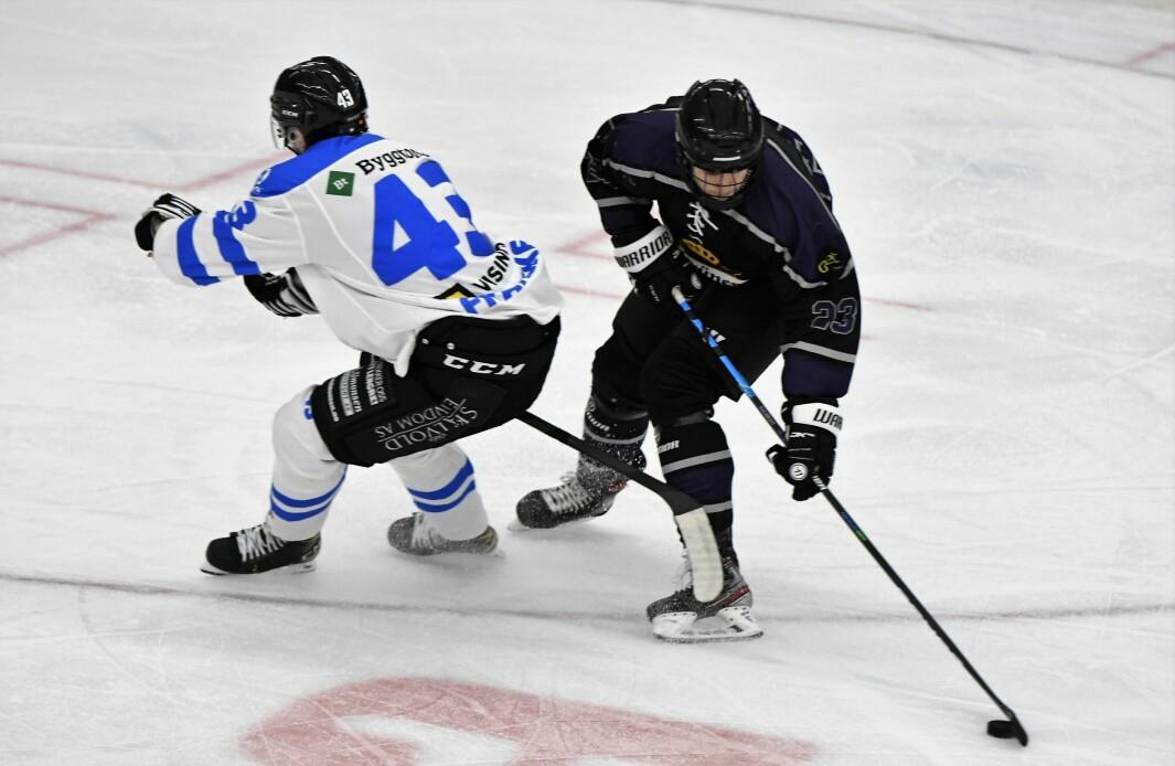 17-åringen Leo Halmrast, på lån fra byrival Vålerenga, åpnet målkontoen for Grüner i lørdagens hjemmedebut mot Narvik.