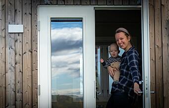 Kristine (26) bygget mikrohus. Så kom utfordringen med å finne sted å sette det i Oslo