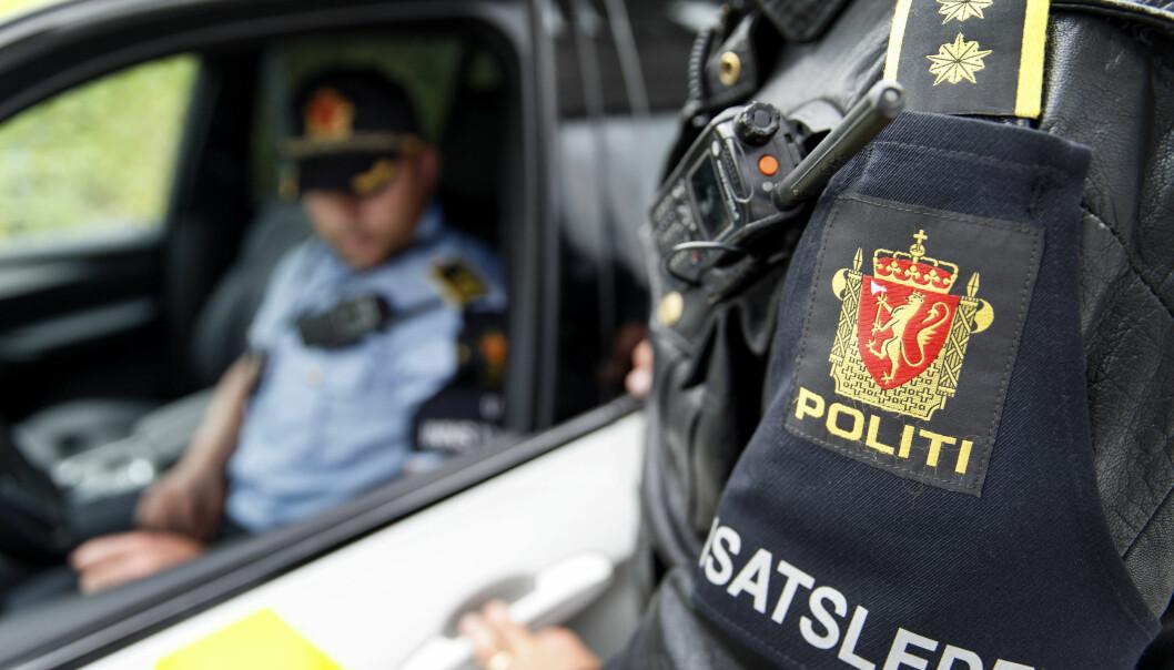 — Dette er flere hendelser av denne typen enn vi har hatt andre helger i høst, sier politiets operasjonsleder Tor Gulbrandsen.