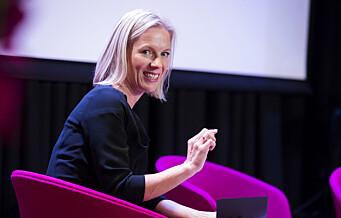 Utdannings-direktørenes millionlønn: Marte Gerhardsen endrer lønnssystemet