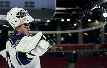 Ja! Grüners første borteseier i den øverste hockeydivisjonen siden 1970-tallet