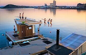 De populære badstuflåtene må flytte fra Bjørvika. Aner ikke hvor de skal være fra nyttår