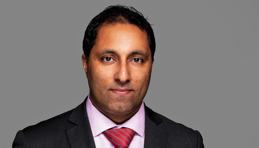 Mobashar Banaras (AP) fra Grorud melder overgang til SV.