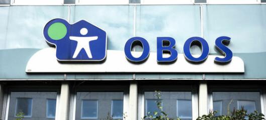 Obos vil lage boligselskap sammen med Oslo kommune