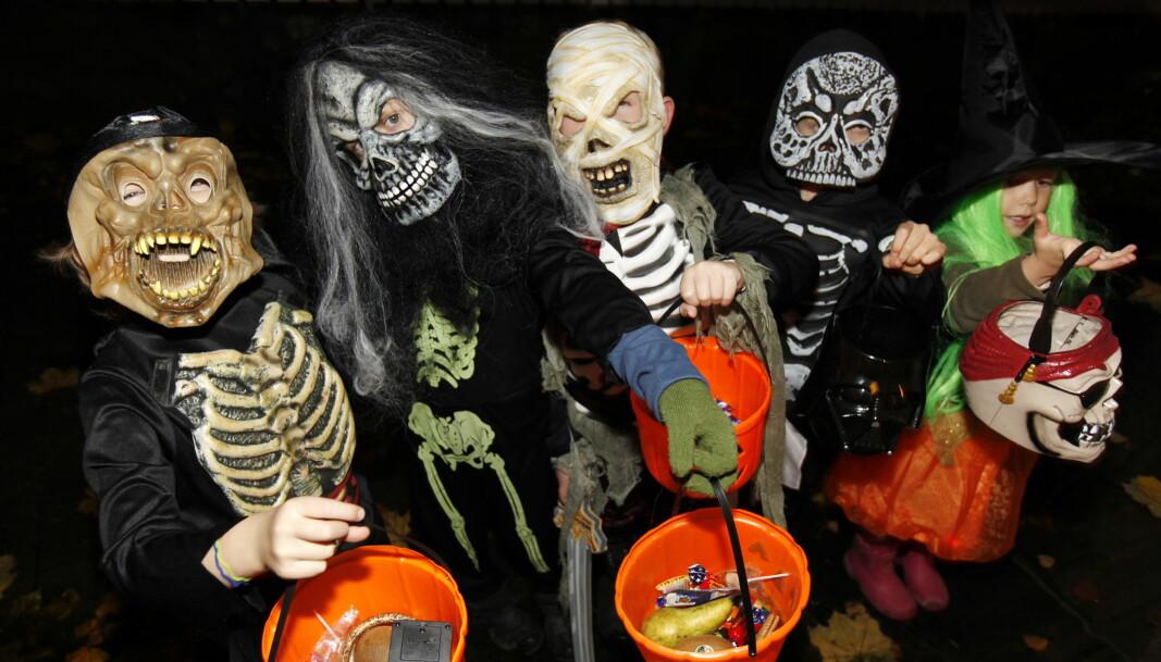 Oslo kommune og Folkehelseinstituttet anbefaler foreldre å la være å lage Halloween-feiringer i år på grunn av pandemien.