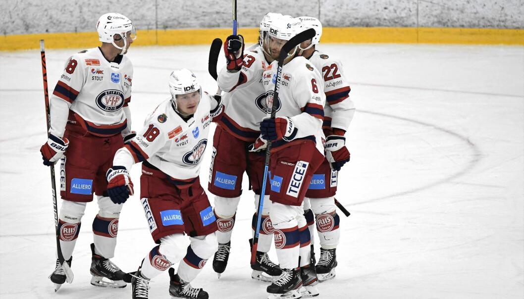 Vålerenga hockeys fantastiske seriestart fortsetter. Torsdag kveld slo de byrival Grüner i byderbyet.